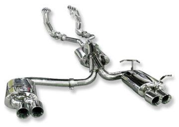 FG XR8 Exhaust