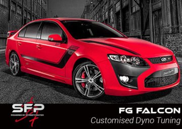 Fg Fgx Xr8 5lt Coyote Supercharged Kpm Motorsport