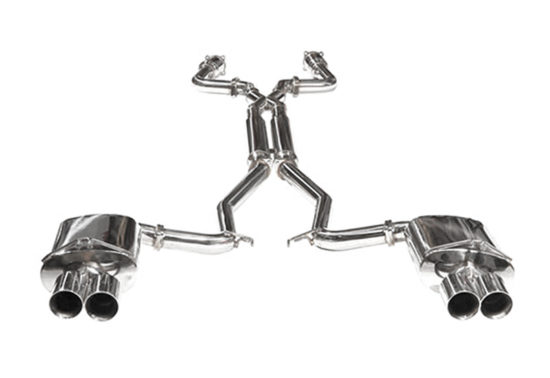 Header Back Exhaust