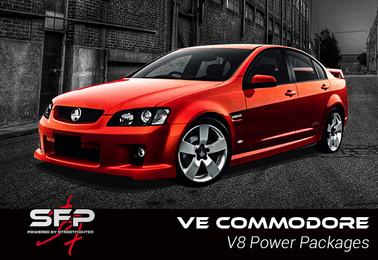 StreetFighter Power Packages (VE) | KPM Motorsport