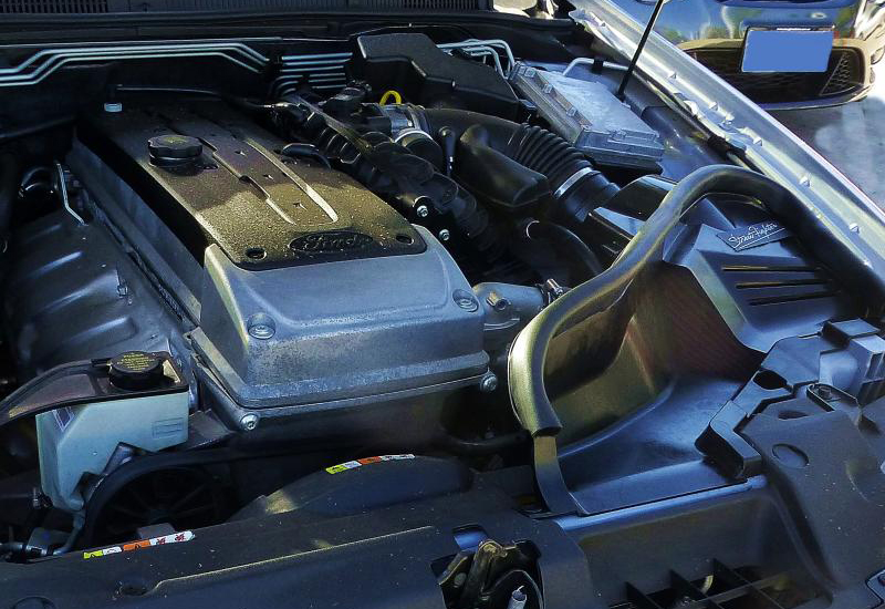Streetfighter Cold Air Intake Fg Fgx Kpm Motorsport