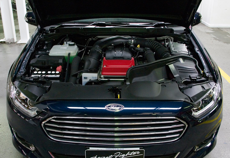 StreetFighter Cold Air Intake (FG-FGX)