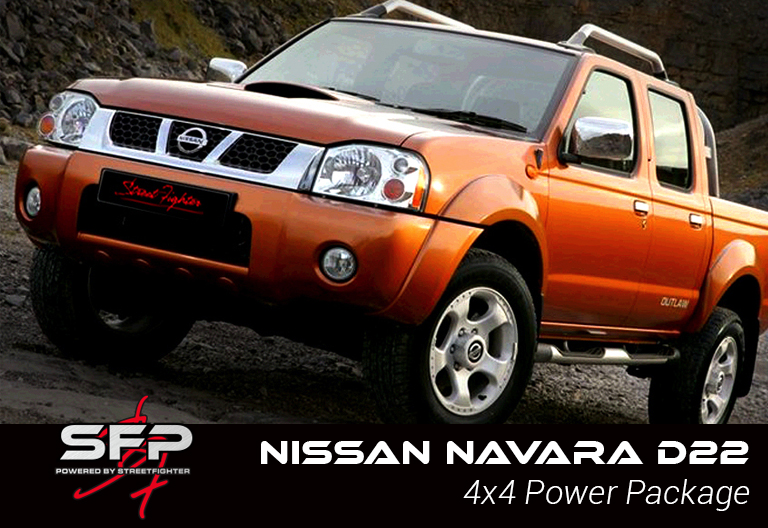 Nissan Navara D22 Performance Package | KPM Motorsport