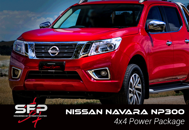 Nissan Navara NP300 ST/ST-X Performance Package | KPM Motorsport