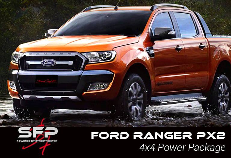 Td Auto Finance Login >> Ford Ranger PX2 Performance Package | KPM Motorsport