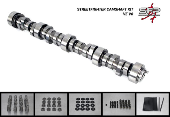 StreetFighter Camshaft Complete Kit (VE)